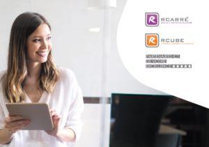 Brochure entreprise - Rcarré - Rcube